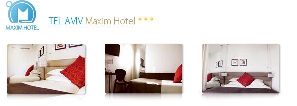 hotel-tel-aviv-maxim