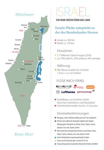 israel-karte