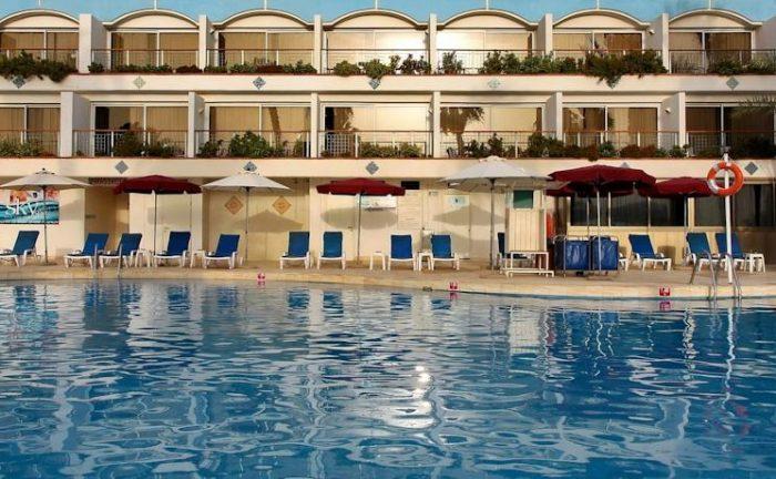 americana hotel eilat israel