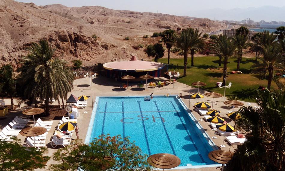Sterne Hotel Totes Meer Israel