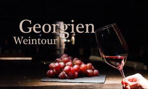 Weinreise und weintour nach georgien