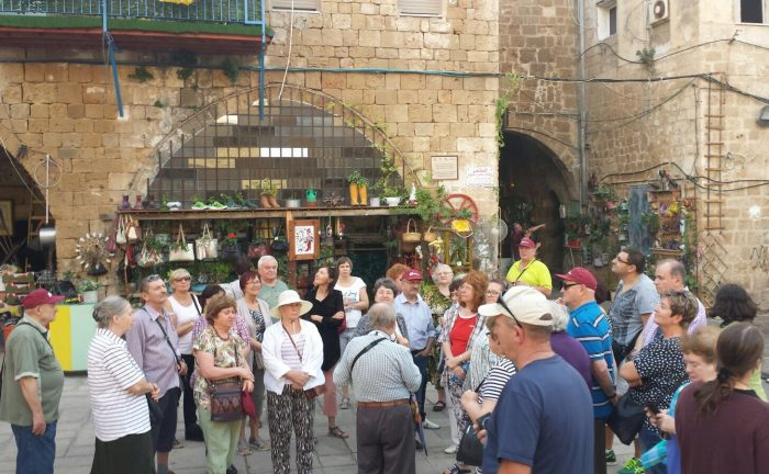 Gruppenreise nach Israel